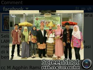 16 Desember 2012 Mahasiswa Lampung Unj