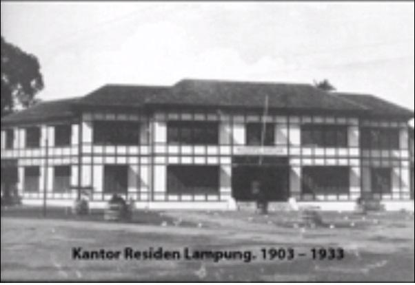 Foto Bandar Lampung Tempo Doeloe Mentarids